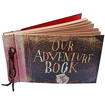 Fotoalbum Zum Selbstgestalten Our Adventure Book Retro Foto Album