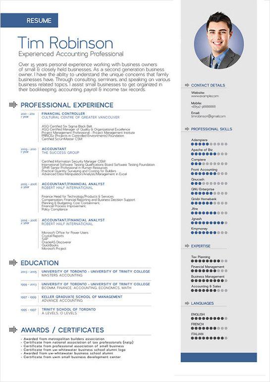 Modele Cv Docx 2016 Resume Template Professional Professional Resume Format Resume Format Download