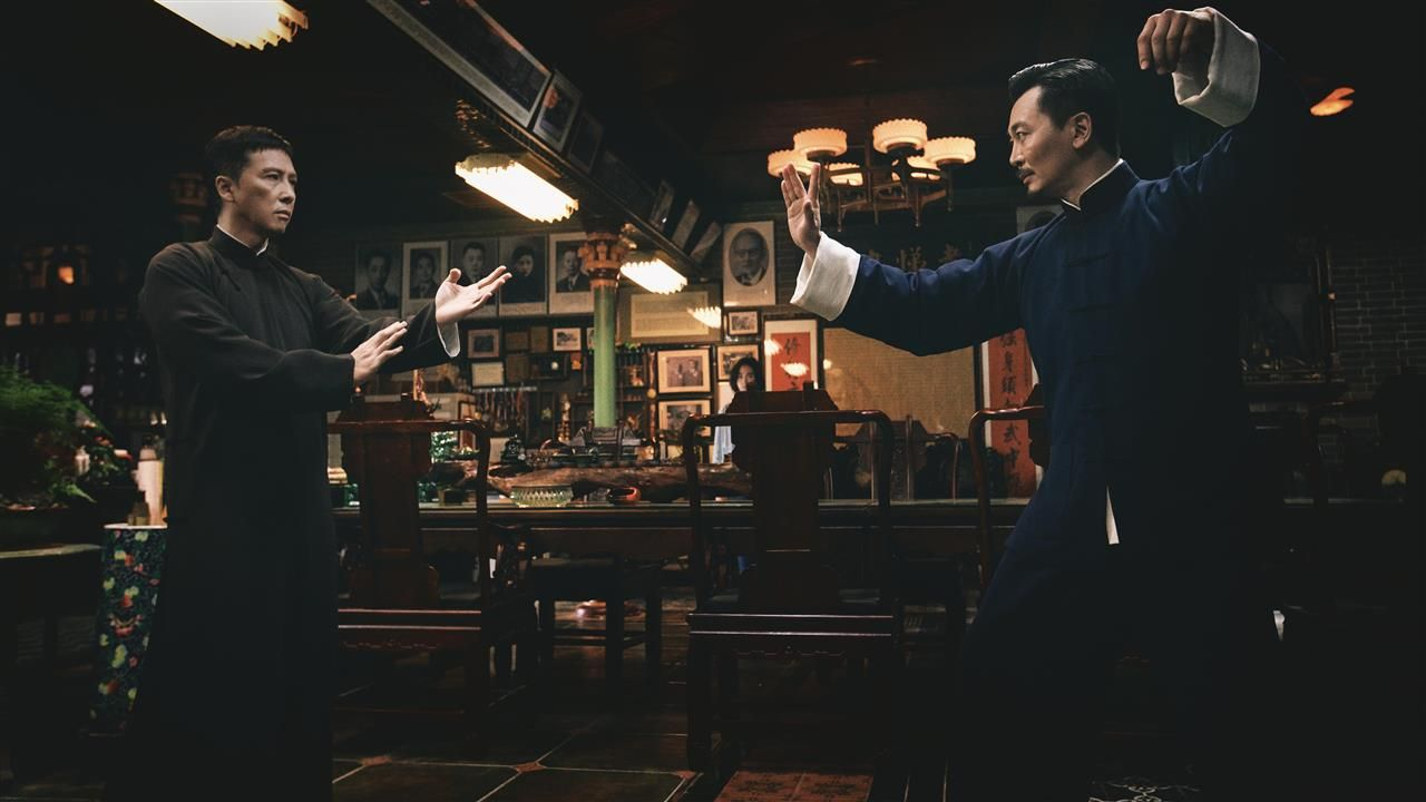 Ip Man 4 2019 Photo Ip Man 4 Ip Man Movie Photo