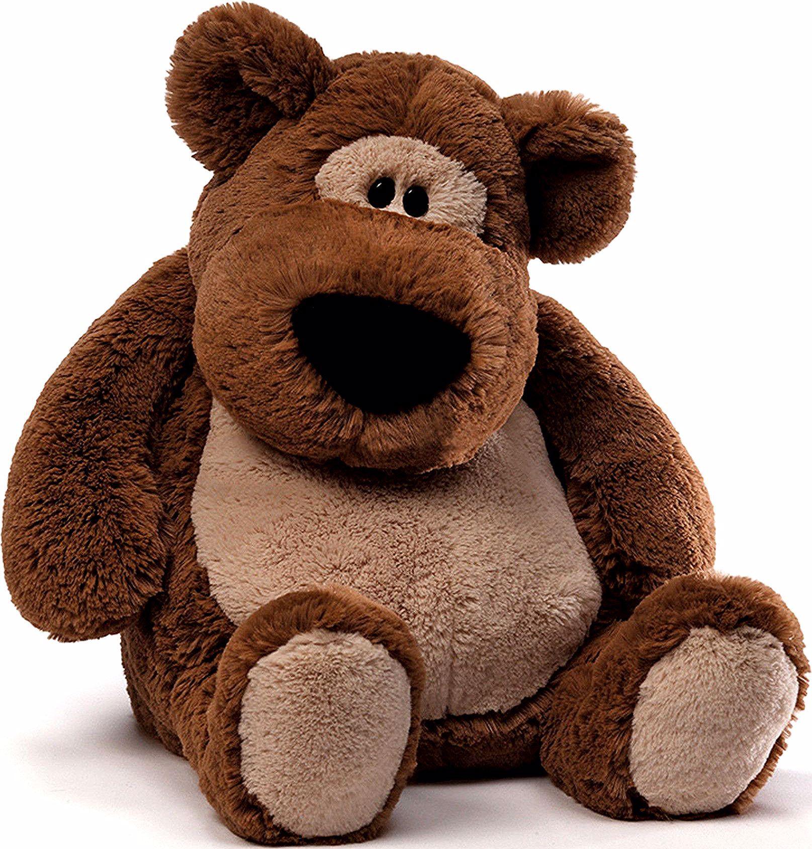 Gund Kaboodle Teddy Bear Stuffed Animal Monkey stuffed
