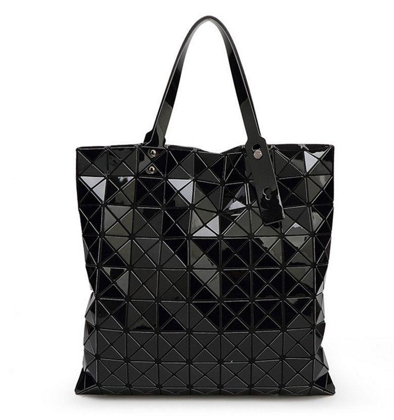 cfba560ff9 Women s Handbag Fashion Brand Japan Style Hight Quality Like As BAOBAO Bag  Lattice Geometry Shoulder Bag Mosaic Totes Bag9 9