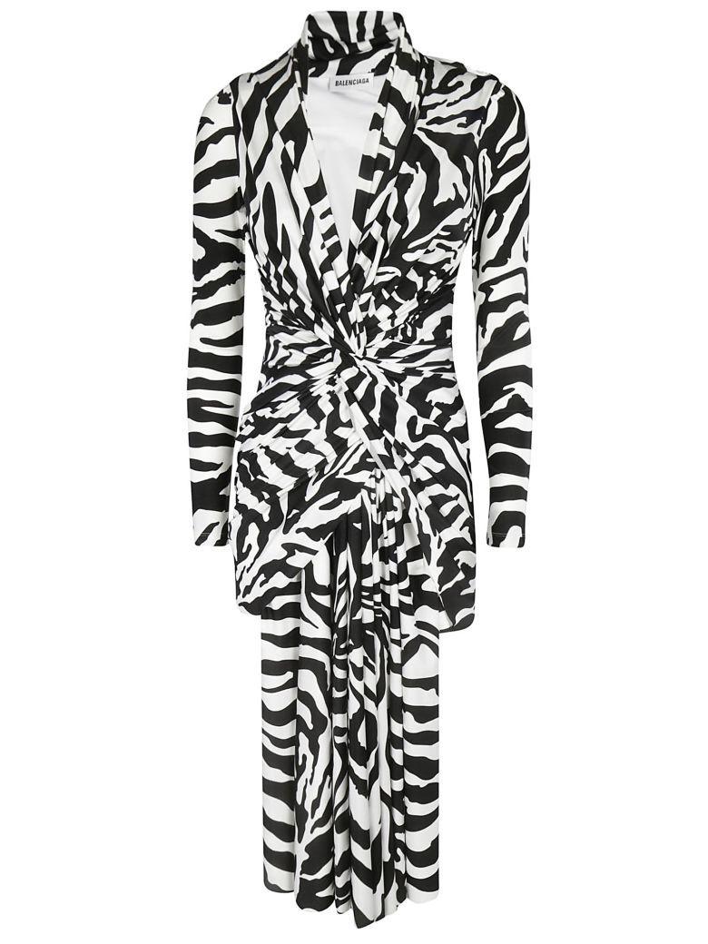 763dd13832cf Balenciaga Animal Print Dress | NEW IN - WOMEN | Animal print ...