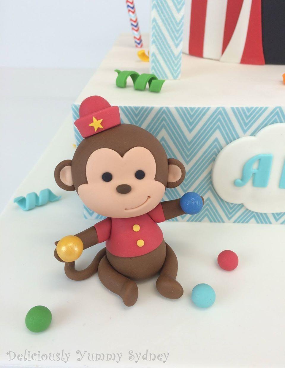 Deliciously yummy sydney australia 1st birthday cake