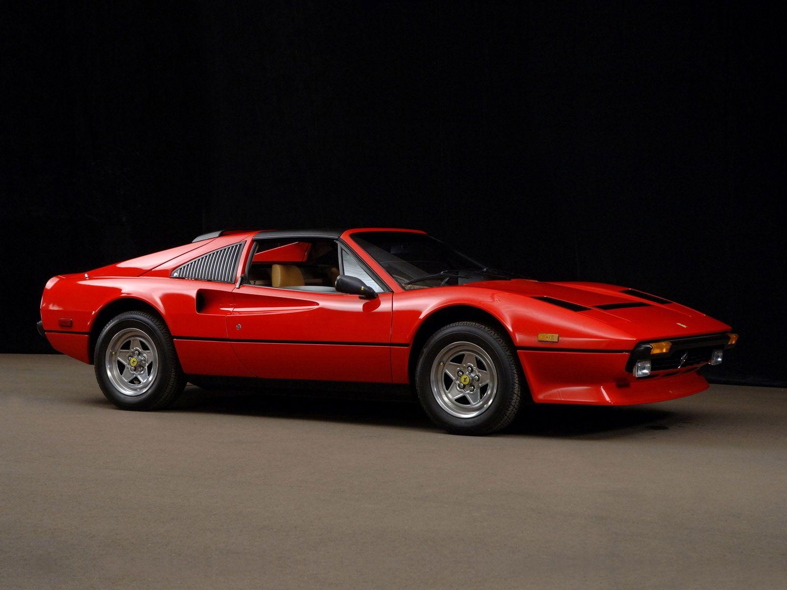 1985 Ferrari 308 GTSi Quattrovalve