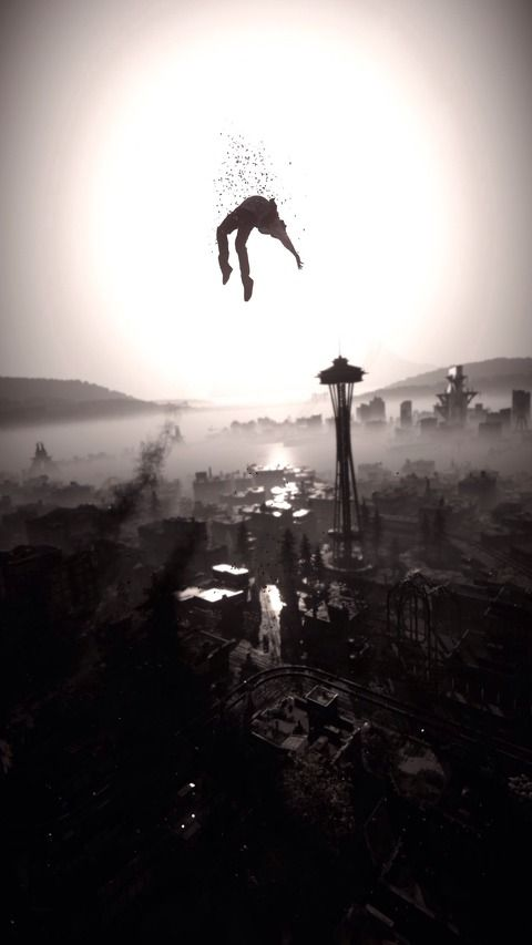 Pin By Will Morris On Videogames Awesomeness Infamous Second Son Infamous Infamous Second Son Ps4 Infamous second son iphone wallpaper