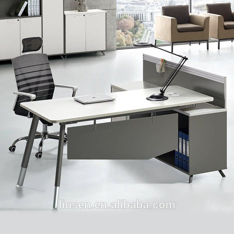 Top Quality Office Furniture Wholesale Melamine Board Modern Executive Desks Sale Quality Office Furniture Modern Executive Desk Wholesale Furniture