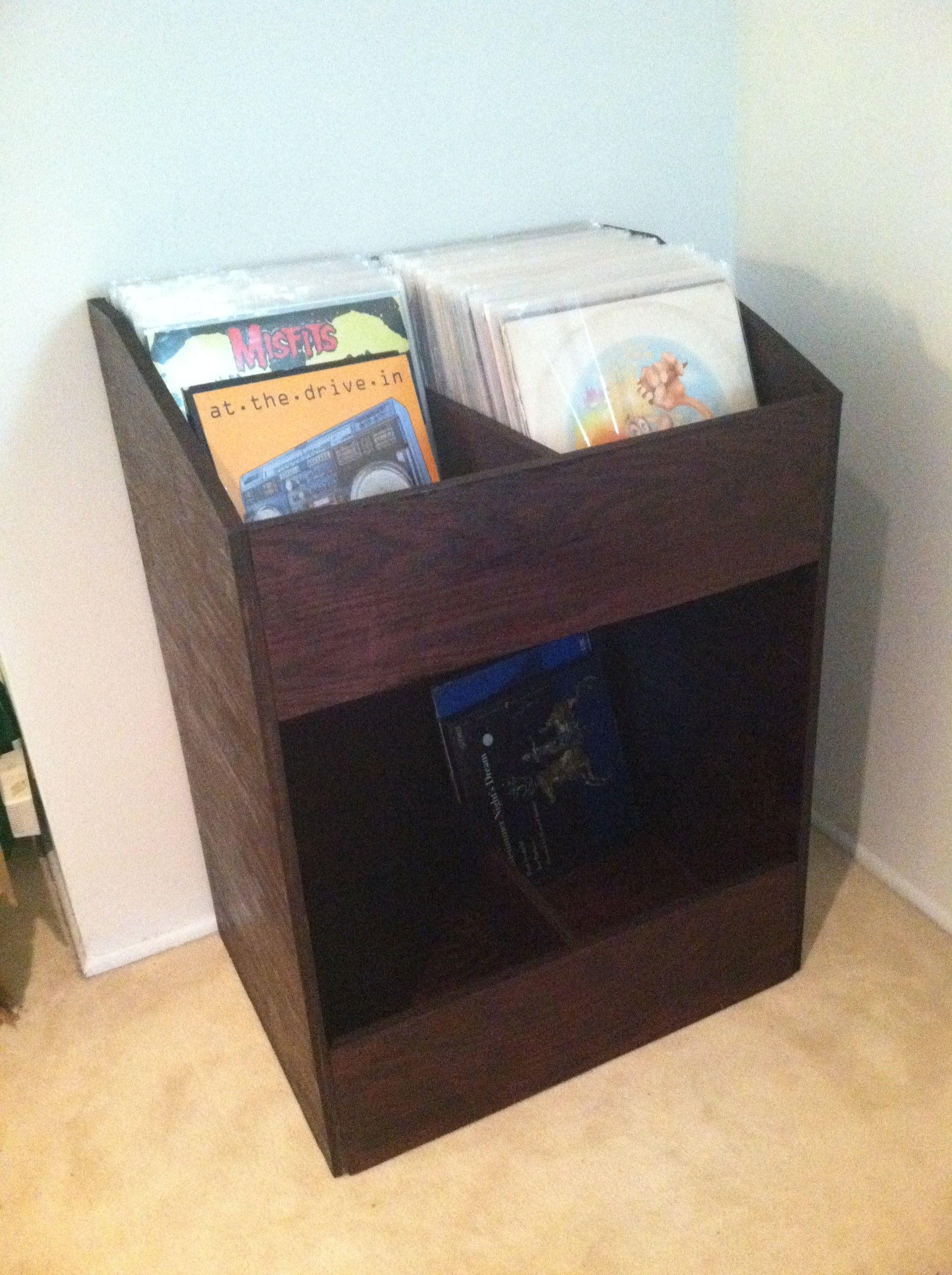 I built a vinyl record shelf vinyl record shelf vinyl