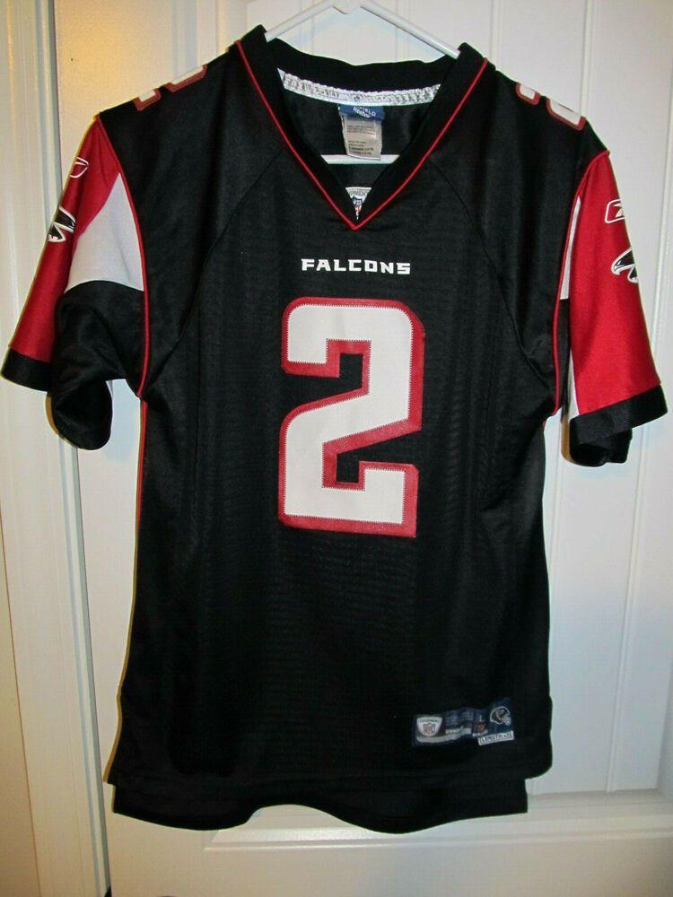 Matt Ryan Atlanta Falcons Sewn Jersey Reebok Youth Large Reebok Atlantafalcons Atlanta Falcons Matt Ryan Jersey Jacket