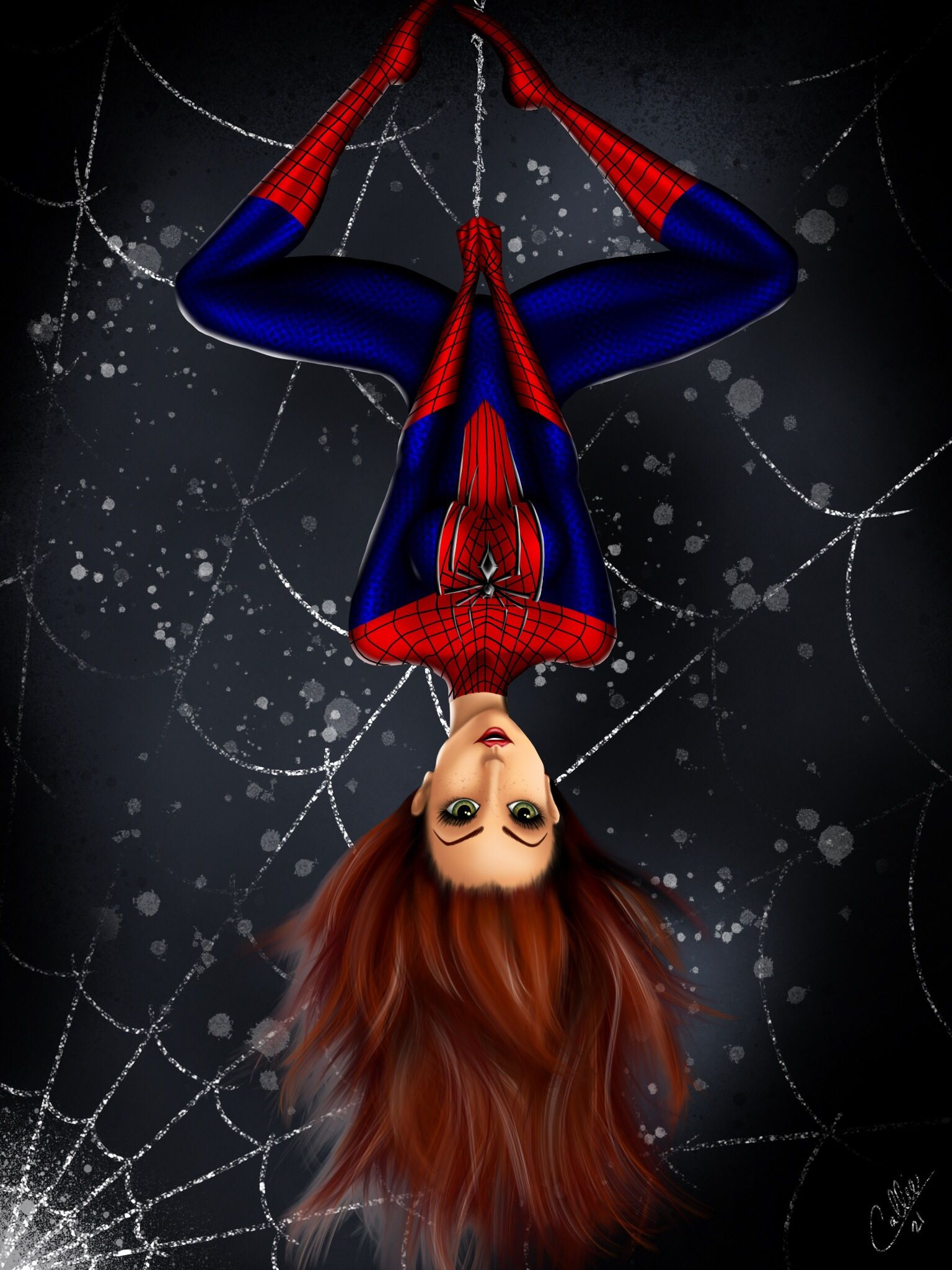 CFC|Spiderman vs. Ladybug by VEXIKKU on DeviantArt