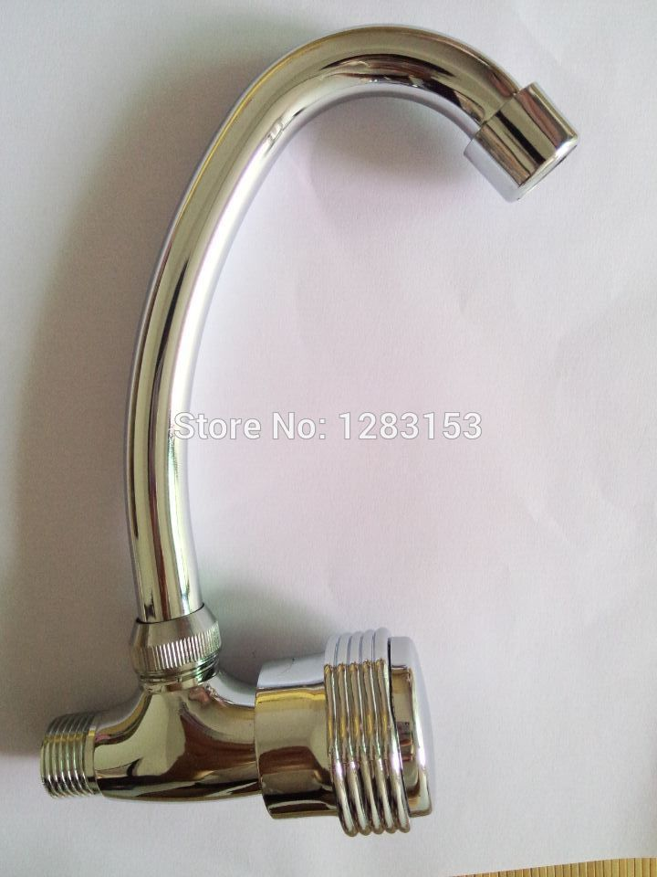 Into The Wall Kitchen Water Tap Single Hole 1 2 Inch Handle Cold