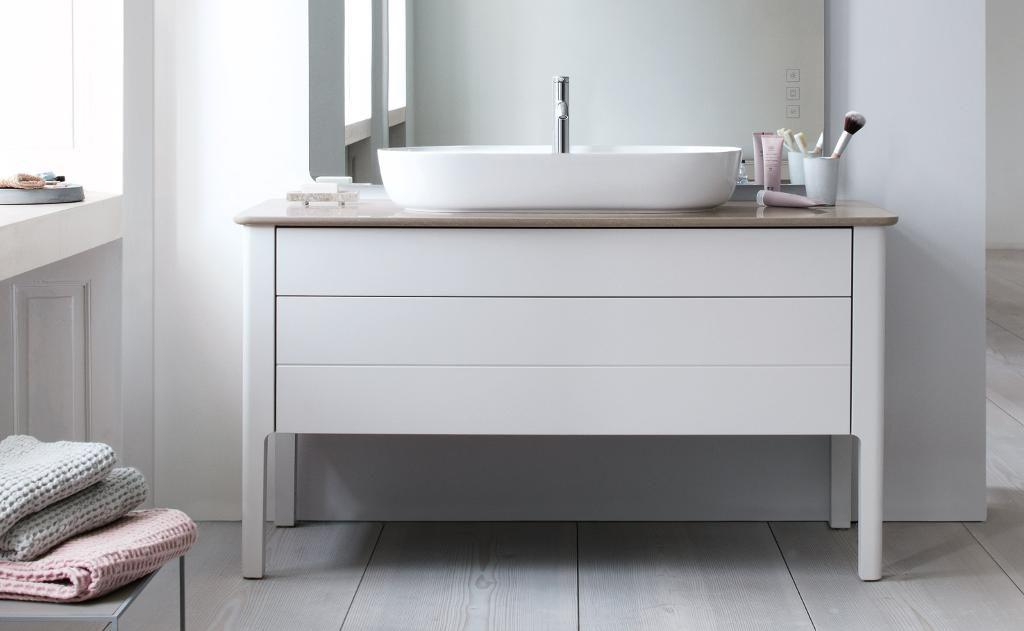 Duravit Luv: Badmöbel, WCs und mehr im dänischen Design | Duravit ...