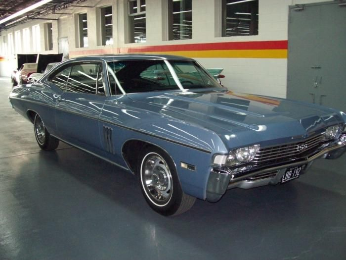 1968 Chevy Impala Chevrolet Chevrolet Impala 1968 Chevy Impala
