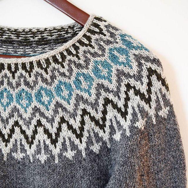 Sigrún pattern by Jennifer Steingass | Ravelry, Patterns and Fair ...