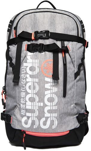 Superdry women s Ultimate Snow Service backpack. The Ultimate Snow Service  backpack features one main compartment with four separate segments and  three ... b689a382e930f