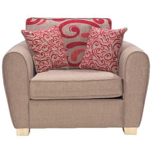 Paris Chair Bed Memory Foam Mattress Fabric chairs Foam mattress