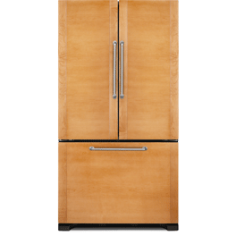 Luxury Refrigerators High End Refrigerators French Door Refrigerator Counter Depth French Door Refrigerator Refrigerator Panels