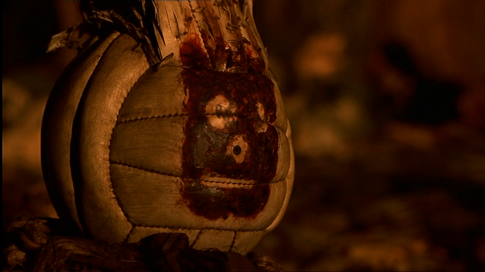 Tom Hanks Cast Away Screenshot Wilson 7 Png 1600 900 With Images It Movie Cast Cast Away Movie It Cast