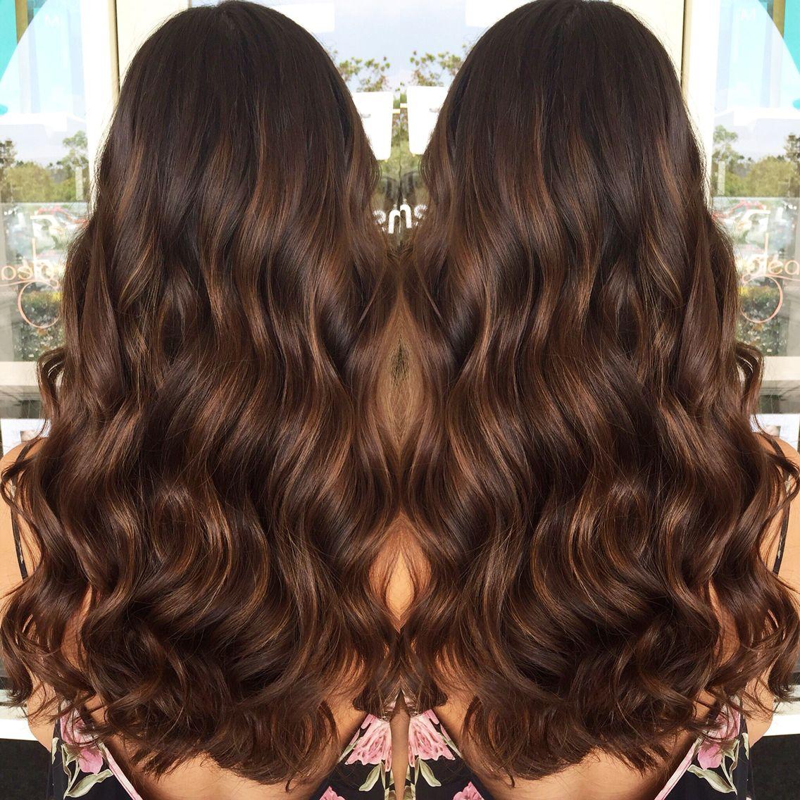 Carmel Balayage In 2019 Brown Hair Colors Balayage Hair