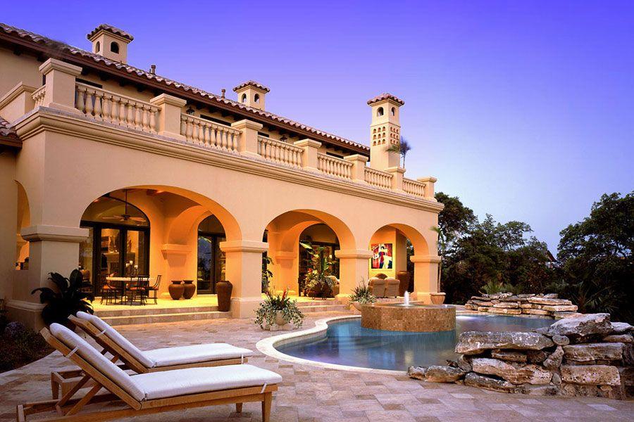 16 spettacolari ville di lusso con piscina villa di