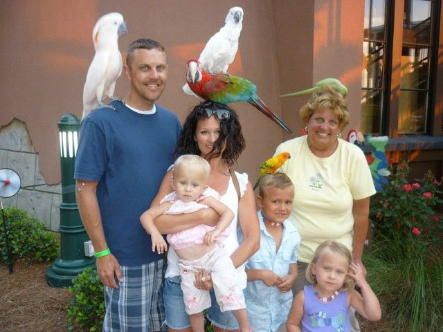 Please vote for my family to win a vacation to Fl.