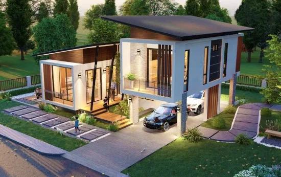 Gambar Teras Di Samping Rumah 194 best rumah minimalis modern terbaru images in 2020