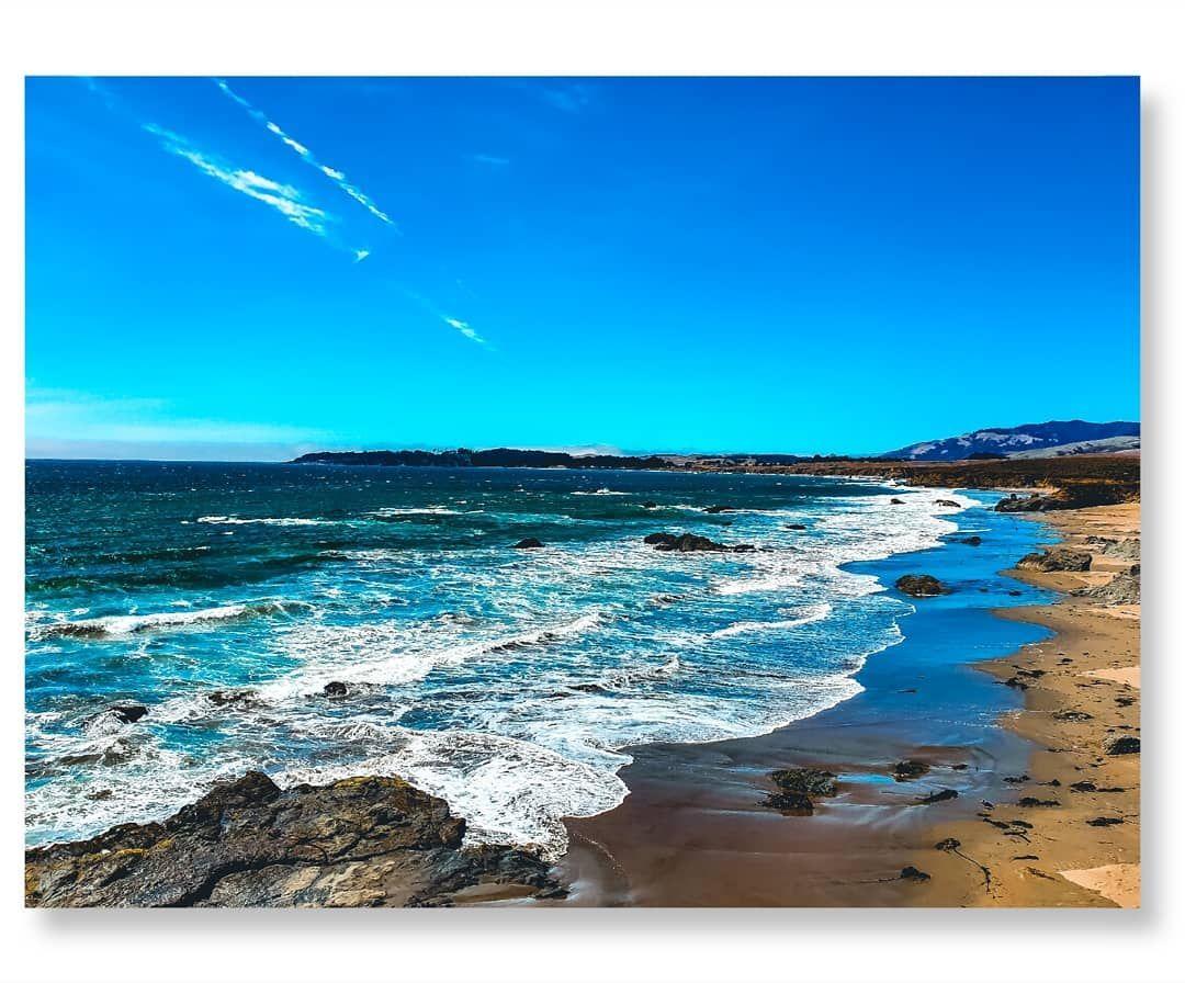 San Simeon State Park and WR Hearst Memorial Beach Clean