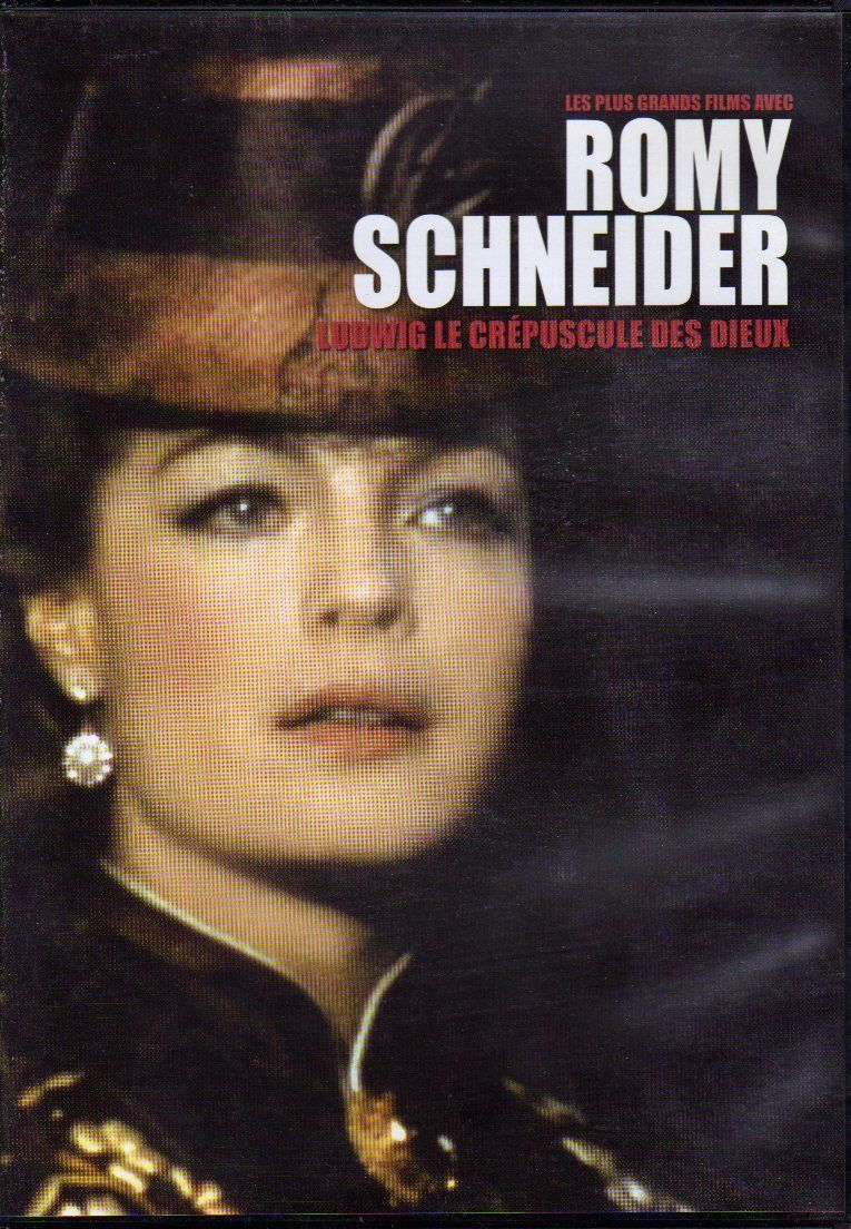 Ludwing Le Crepuscule Des Dieux Romy Schneider Luchino Visconti For Sale Chf 14 00 See Photos Money Back Guara Romy Schneider Dvd Collection Crepuscule
