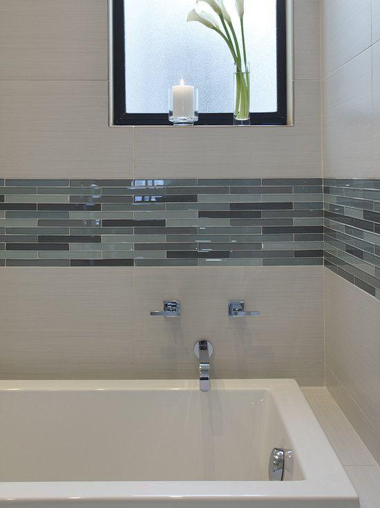 Back Splash Glass Tiles Bathroom Design Modern Bathroom Tile Modern Bathroom Design