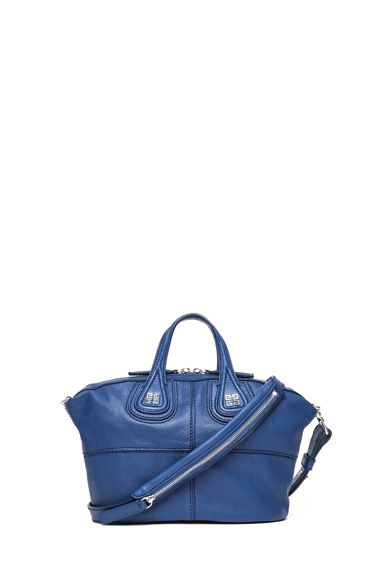 e69abb1833 GIVENCHY Nightingale Micro in Moroccan Blue