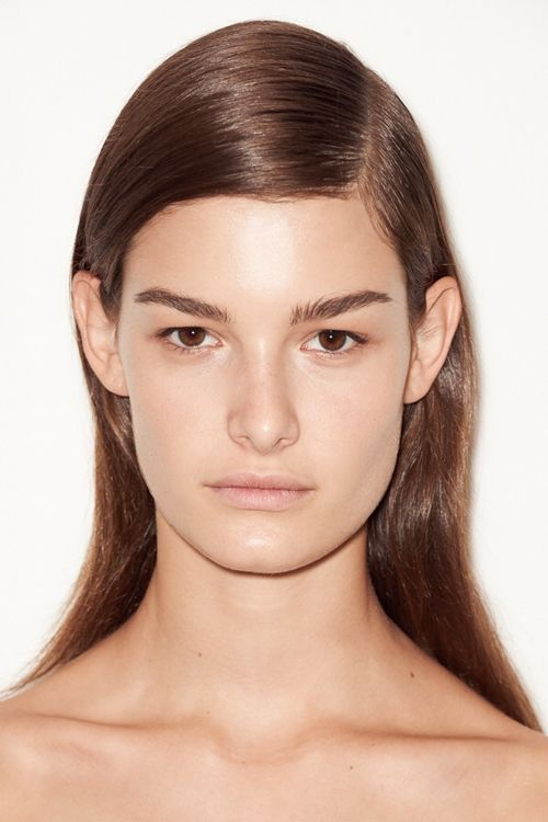 Milan Fashion Week Androgynous Hairstyles At Jil Sander Ss 2015