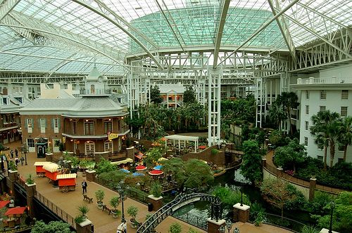 A Bodenstown Perspective Stalking Sarah Places To Go Opryland Hotel Favorite Vacation