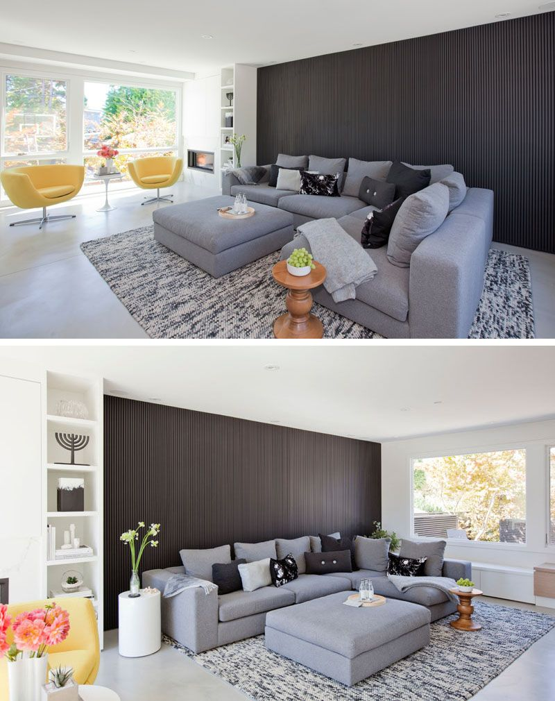 Before And After The Re Generation House By One Seed Architecture Interiors Interior Architecture Home Decor Casual Living Room Furniture Living room re design