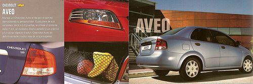 Chevrolet Aveo Ls 2007 Chevrolet Aveo Chevrolet General Motors