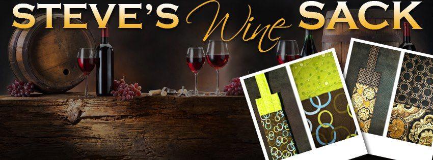 https://www.facebook.com/winesack  #wine #winegifts #drink #entrepreneur #homebusiness #quilting