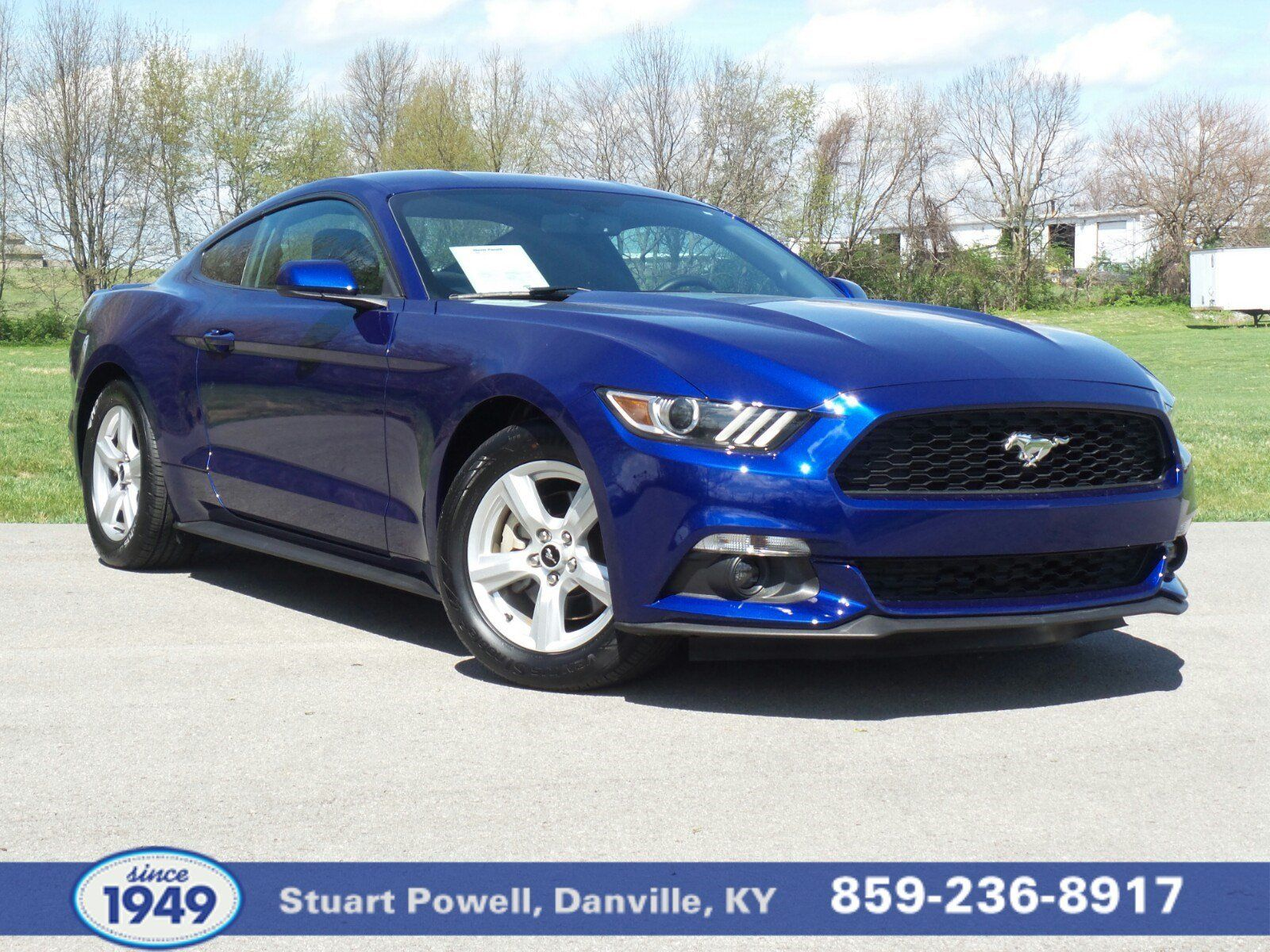 Want Some Fun Driving Come See This Used 2015 Ford Mustang