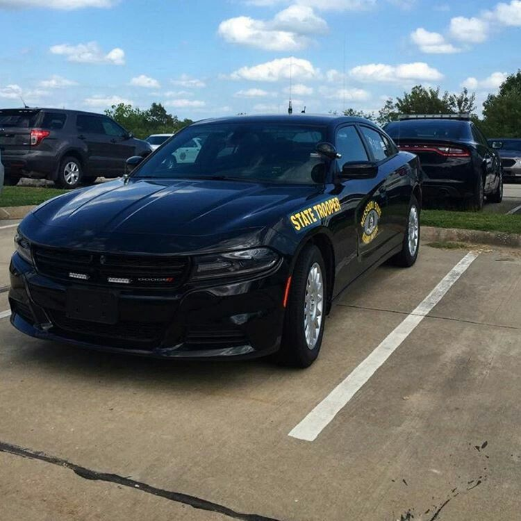 MSHP 2016 Dodge Charger Pursuit Police Vehicles
