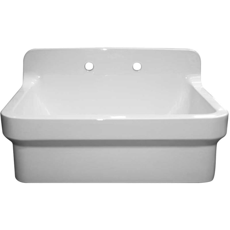 Whitehaus Ofch2230 Old Fashioned Country 30 Single Basin Kitchen