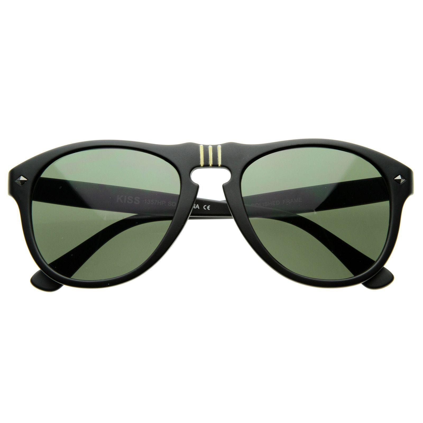 Mens Celebrity Ryan Gosling European Retro Aviator Sunglasses 8168