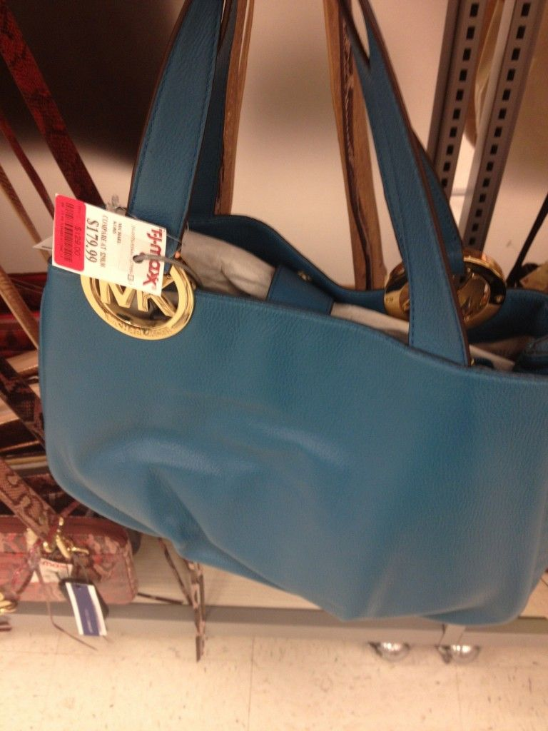 daebb6e045a2 Michael Kors at TJ Maxx | Frugal Fashionista | Handbags michael kors ...