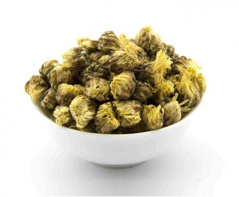 Calming Chrysanthemum Tea Tai Ju Hua Cha Chrysanthemum Tea Flower Tea Tea Recipes