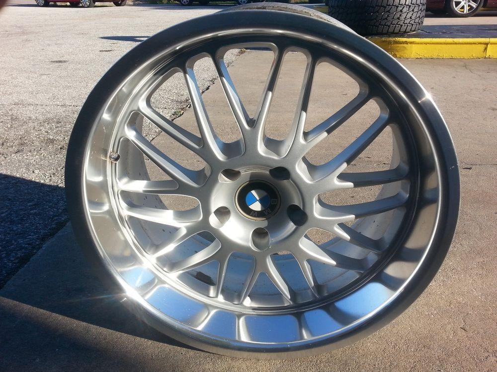 Bmw 3 Series 5 Series 19 Alloy Wheel Rim Bbs Style