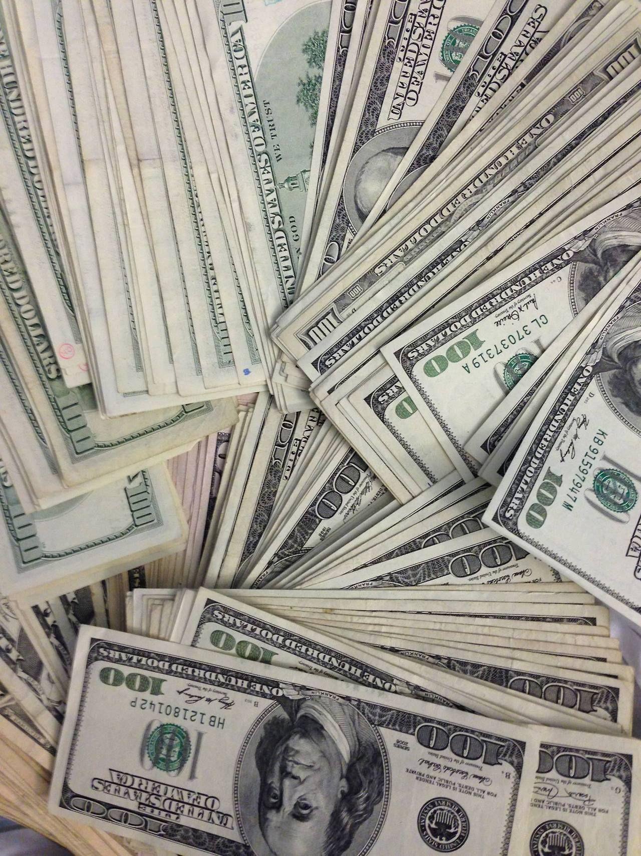My Daily Bank Deposit d So It Is Dollar