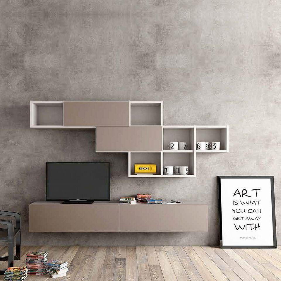 Modern design Tv med Living room Pinterest