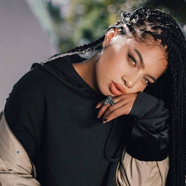 5 Easy Steps How To Prepare Your Hair For A Protective Style Kiana Lede Hair Styles Cool Braid Hairstyles
