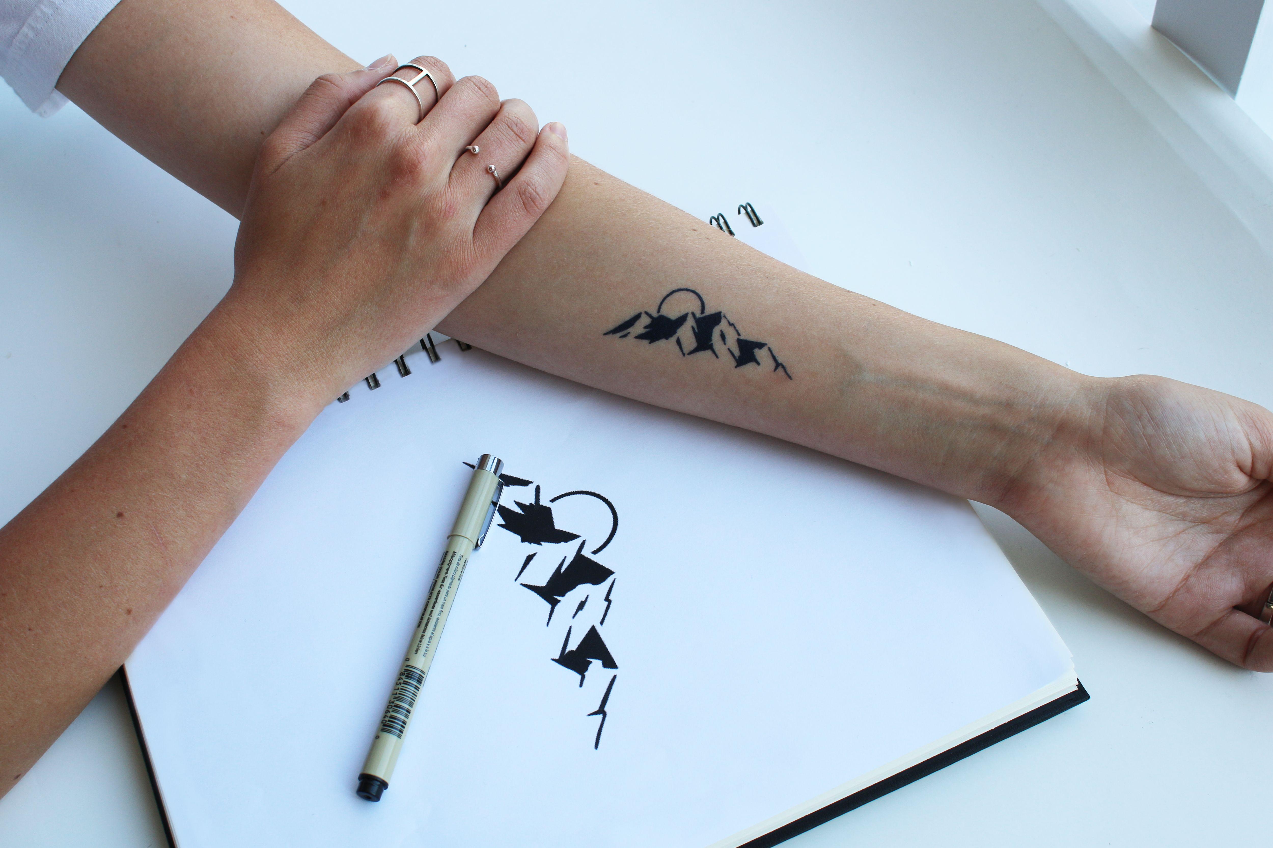 Alpine Ideas De Tatuajes Pinterest Tatuajes Bosetos Y Dibujos