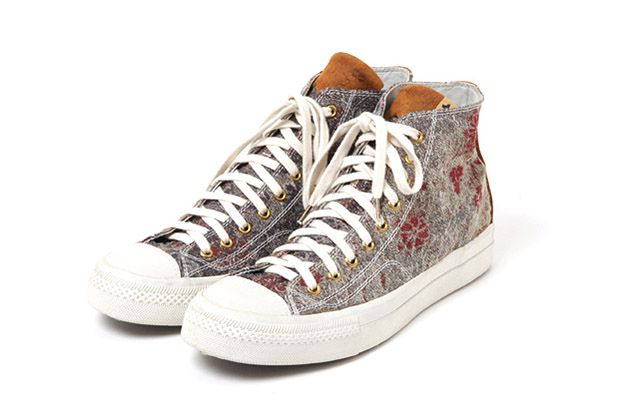 visvim SKAGWAY DAMASK *F.I.L. EXCLUSIVE