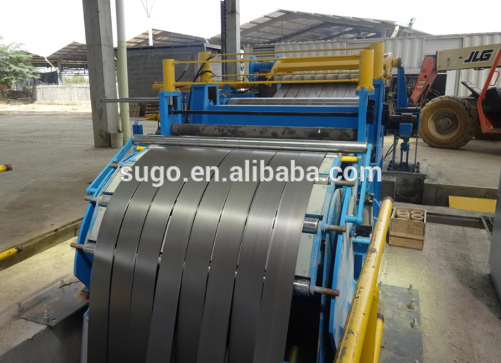 hs CODE FOR Steel COIL ROLL Slitting Machine Production Line / hs ...