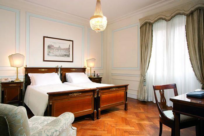 Hotel Quirinale Rome Quirinale Hotel Rome In Italy
