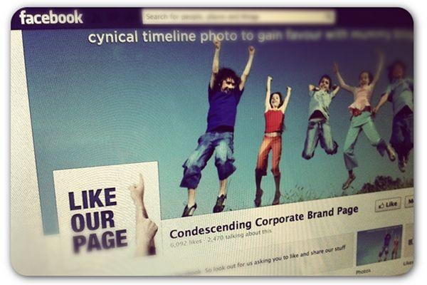 Satirical Facebook Page Mocks Corporate Social Media Efforts Pr