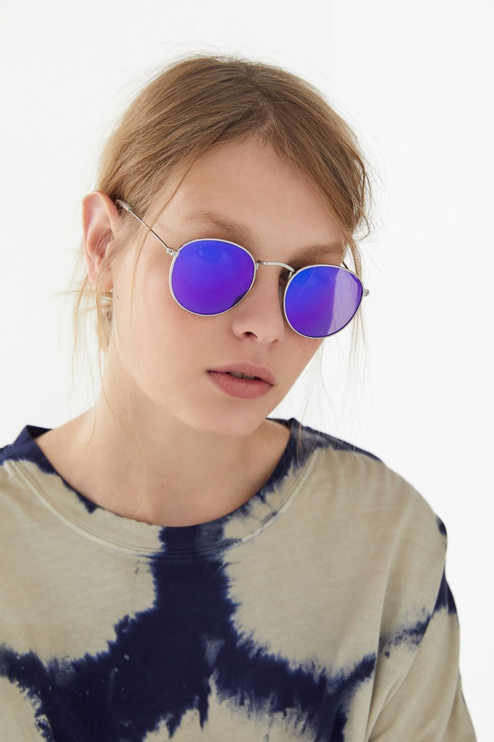 69cfafeef33a4 Phoenix Metal Round Sunglasses in 2019